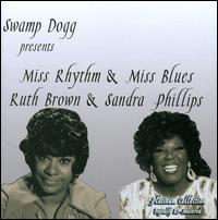 Swamp Dogg Presents: Miss Rhythm & Miss Blues von Ruth Brown