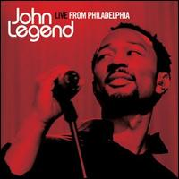 Live from Philadelphia von John Legend