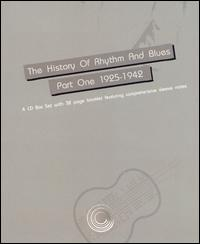 History of Rhythm & Blues von Various Artists