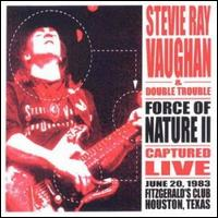 Force of Nature II von Stevie Ray Vaughan