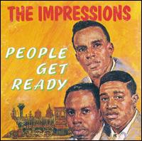 People Get Ready [Universal] von The Impressions
