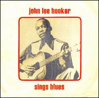 Sings Blues [Acrobat] von John Lee Hooker