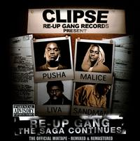 Re-Up Gang: The Saga Continues von Clipse