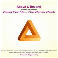 Good for Me: The Remix Pack von Above & Beyond
