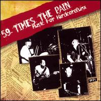 Music for Hardcore Punx von 59 Times the Pain