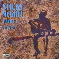 Sticks McGhee, Vol. 1 von Stick McGhee