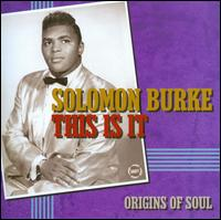 This Is It von Solomon Burke