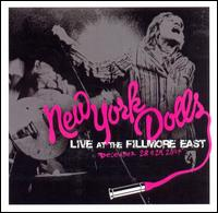 Live at the Fillmore East December 28 & 29, 2007 von New York Dolls
