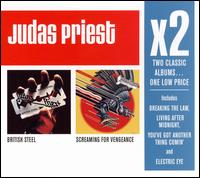 British Steel/Screaming for Vengeance von Judas Priest