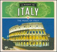 Night in Italy von Various Artists