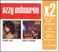 No More Tears/Diary of a Madman von Ozzy Osbourne