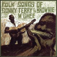 Folk Songs of Sonny Terry and Brownie McGhee von Sonny Terry