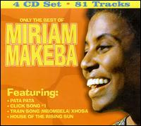Only the Best of Miriam Makeba von Miriam Makeba
