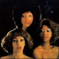 3-D von The Three Degrees