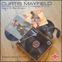 We Come in Peace von Curtis Mayfield