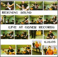 Live at Goner Records von The Reigning Sound