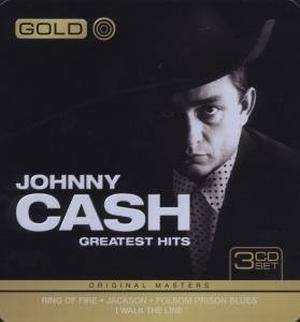 Gold: Greatest Hits von Johnny Cash