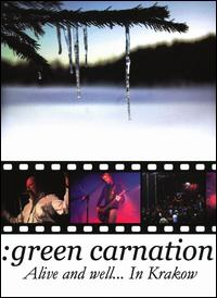 Alive and Well... In Krakow [DVD/CD] von Green Carnation