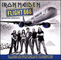 Flight 666 von Iron Maiden