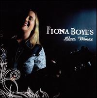 Blues Woman von Fiona Boyes