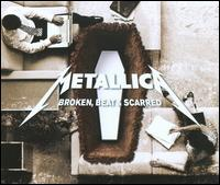 Broken Beat & Scarred EP von Metallica