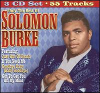 Only the Best of Solomon Burke von Solomon Burke
