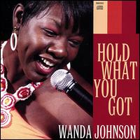 Hold What You Got von Wanda Jackson