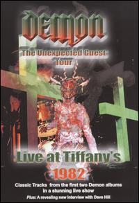 Unexpected Guest Tour: Live at Tiffany's 1982 von Demon