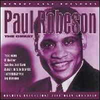 Great [Pegasus] von Paul Robeson