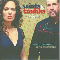 Saints and Tzadiks von Susan McKeown