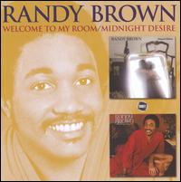 Welcome to My Room/Midnight Desire von Randy Brown