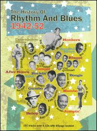 History of Rhythm and Blues 1942-1952 von Various Artists