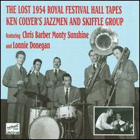 Lost 1954 Royal Festival Hall Tapes von Ken Colyer
