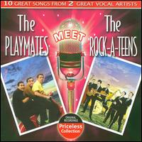 Playmates Meet the Rock-A-Teens von The Playmates
